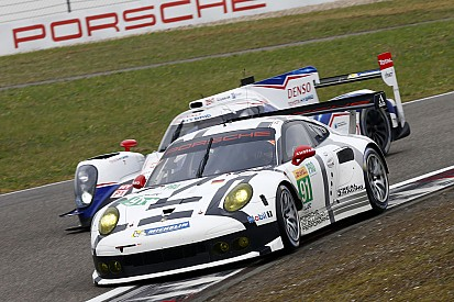 Double victory for Porsche 911 RSR in China