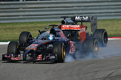 Post-race penalty drops Vergne to tenth in USGP
