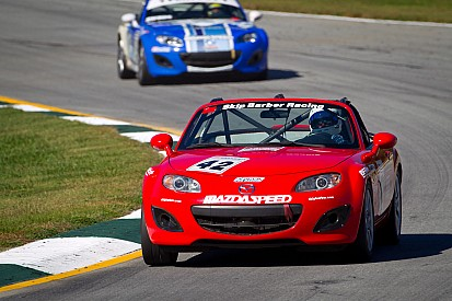 Battery Tender replacing Playboy as sponsor for SCCA Mazda MX-5 Cup