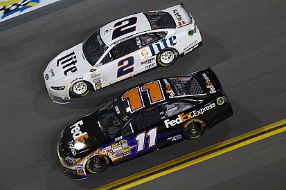 "Hamlin offers Keselowski advice: ""It's hard to win a championship on your own"""