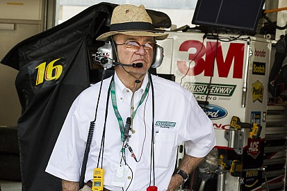 Change is in the air at Roush Fenway Racing