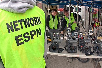 NASCAR TV coverage: ESPN signs off