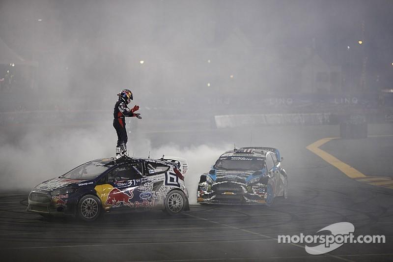 Red Bull GRC: Ken Block won the battle, but Joni Wiman won the war