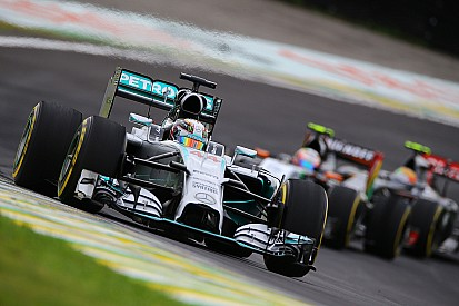 Mercedes rivals warn 'freeze' could end completely