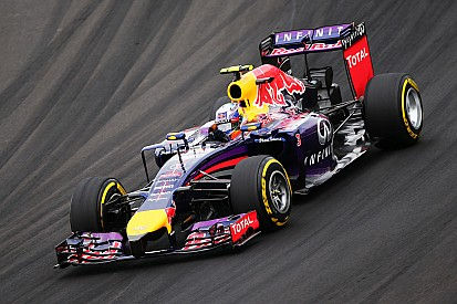 Ricciardo retires from Brazilian GP