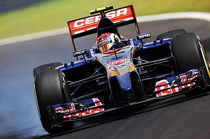 Brazilian GP: A tough race with no points for Toro Rosso