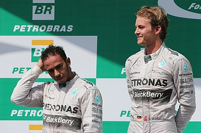 Brazilian GP press conference: Rosberg and Hamilton look towards finale