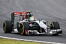 Both Sauber drivers struggle on a warmer track at Interlagos