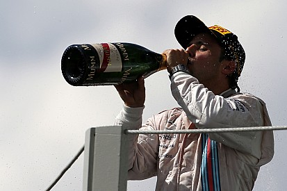 Massa earns a popular podium result at home