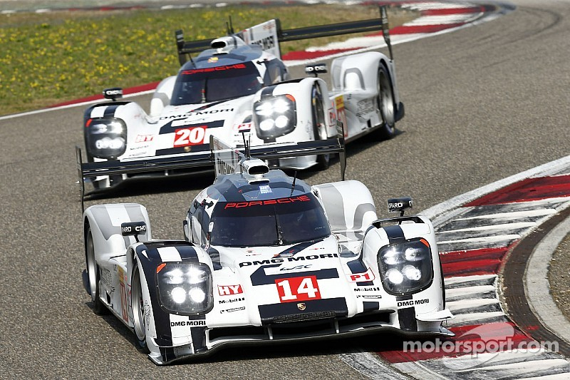 Porsche reveals 2015 LMP1 driver lineup