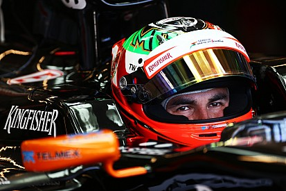 """Sergio Perez TW Steel exclusive Q&A: """"I learned a lot last year"""""""