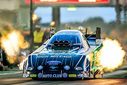 Hagan vs. Force: NHRA Funny Car championship finale could be a stellar battle
