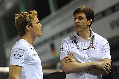 Double points should be dropped for 2015, says Wolff