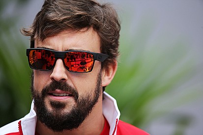 Alonso in Dubai, not Woking as wait continues
