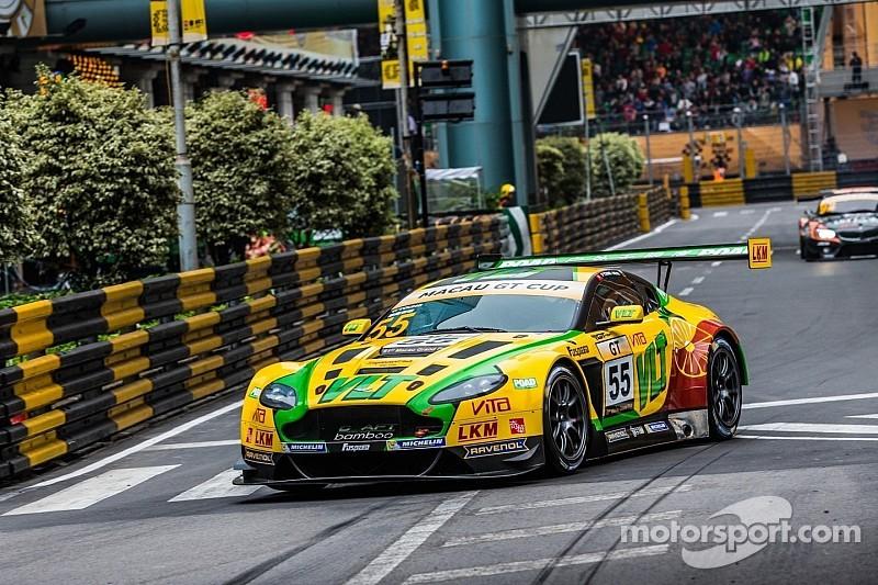 Aston Martin Racing's O'Young enters Macau GT