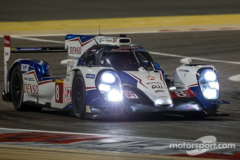 Toyota Racing's front row run continues also in Bahrain