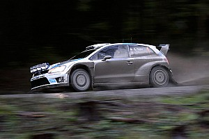 WRC Leg report The Ogier and Latvala show: one-two for Volkswagen in Wales