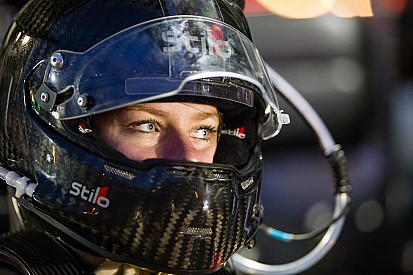 TRG-AMR team driver Christina Nielsen set to compete in full season of PWC GT competition