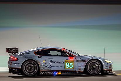 Double pole for Aston Martin in Bahrain