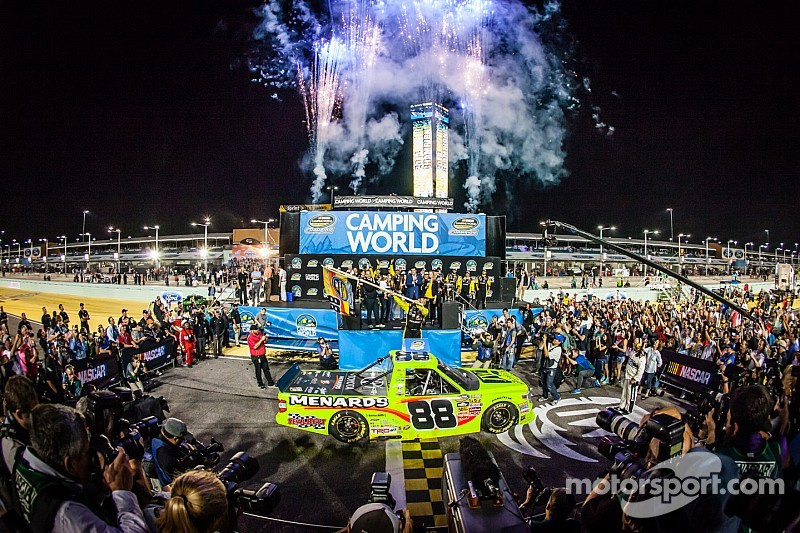 Champions are crowned at Homestead