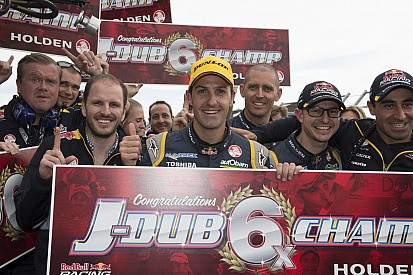Whincup secures championship with Phillip Island win