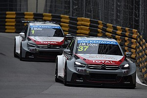 WTCC Breaking news You don't change a winning team!