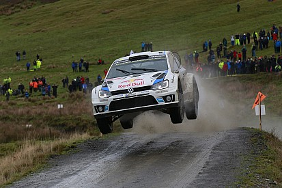 Latvala's crash gives Ogier a commanding advantage
