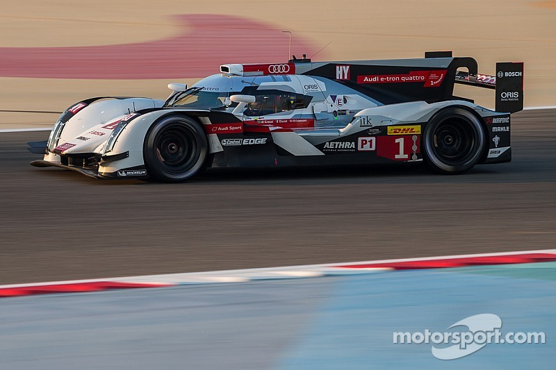 audi continues to keep wec title decision in manufacturers