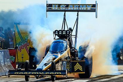 Schumacher locks up eighth Top Fuel title at Pomona