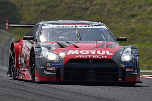 Super GT Race report Victory at Motegi secures series championship title for Matsuda and Quintarelli