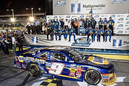 Chevrolet clinches Bill France Performance Cup for Nationwide series