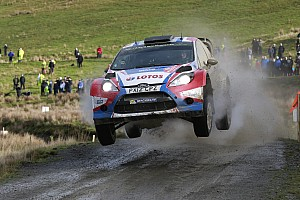WRC Race report Mission accomplished for Kubica in Wales