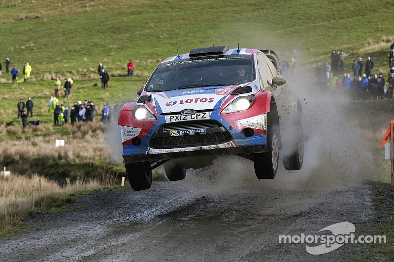 Mission accomplished for Kubica in Wales