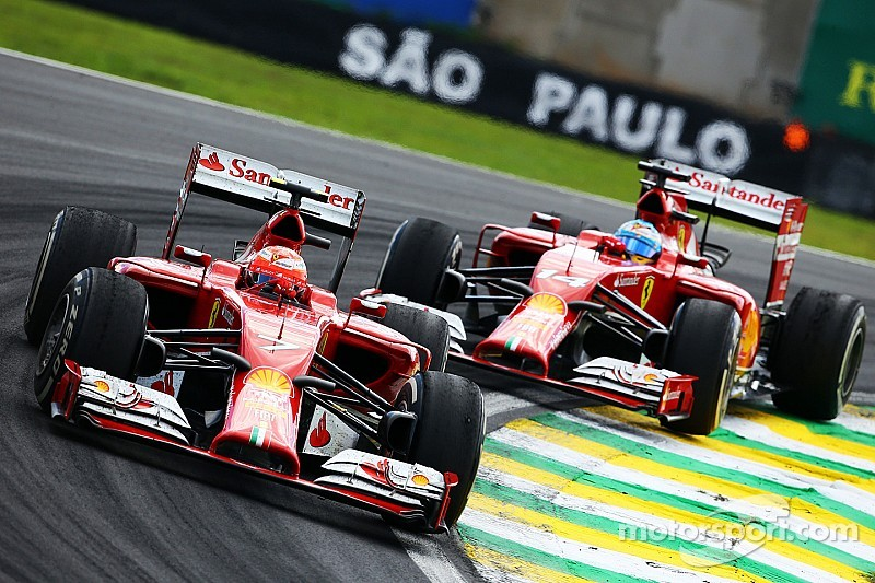 Raikkonen looking to keep Ferrari seat in 2016