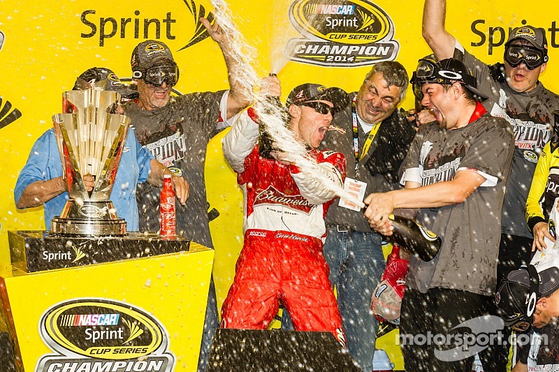 10 thoughts on the end of a long NASCAR season...