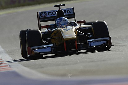 GP2 champion Palmer aims to bow out on a high at Abu Dhabi