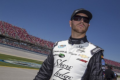 Scott extends partnership with Richard Childress Racing