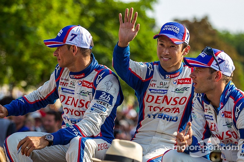 Visa issue forces Nakajima to sit out WEC season finale