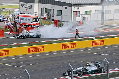 Mercedes pushing to ensure mechanical failure does not decide title