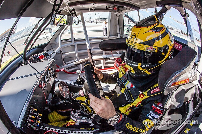 German Quiroga, a Mexican racer fighting to make it in the world of NASCAR