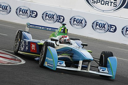 Michela Cerruti faces tough luck in Putrajaya Formula E round