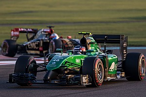 Formula 1 Breaking news Will Stevens to drive for Caterham F1 team at Abu Dhabi test