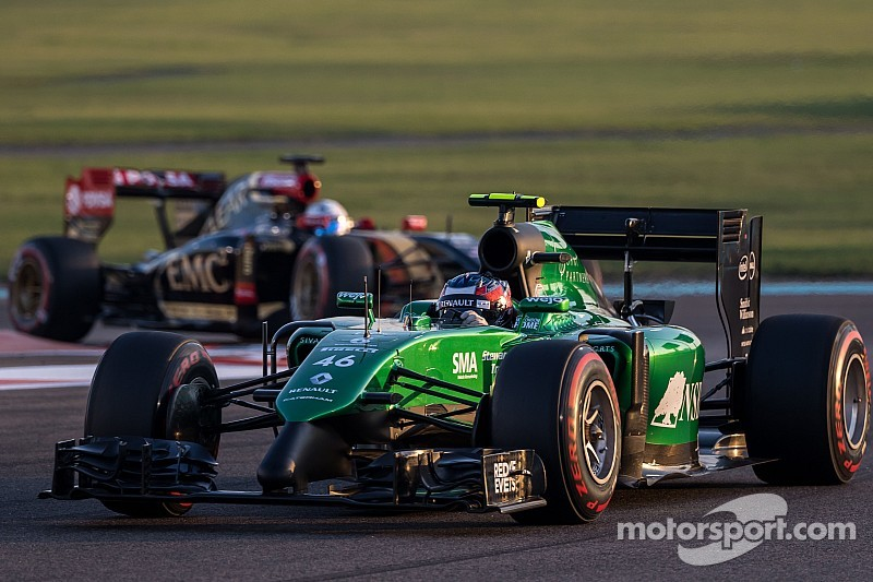 Will Stevens to drive for Caterham F1 team at Abu Dhabi test