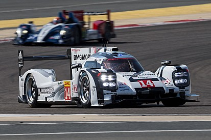 Porsche Team's batteries fully charged for the finale