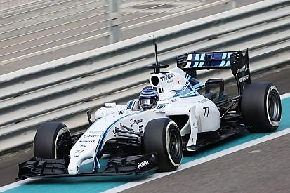 Bottas fastest Tuesday in Abu Dhabi as McLaren-Honda struggle to get going