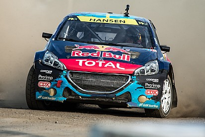Teams' Trophy to be decided for World RX at Argentina finale