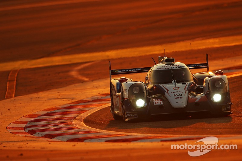 Toyota Racing targets WEC title in Brazil
