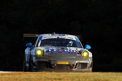 Magnus Racing back with Porsche program for 2015