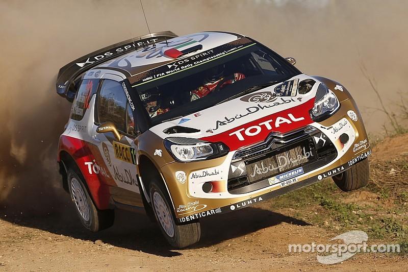 Khalid Al Qassimi takes win and FIA Rally title in Dubai