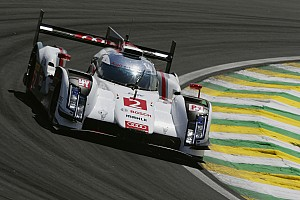WEC Qualifying report Audi must settle for second- and third-row start at Interlagos